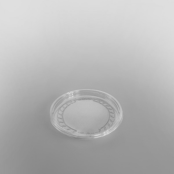 Solo Lid For Solo Clear rPET Round Deli Container