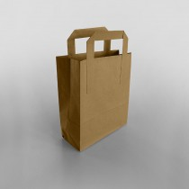 Brown Paper Carrier Bag