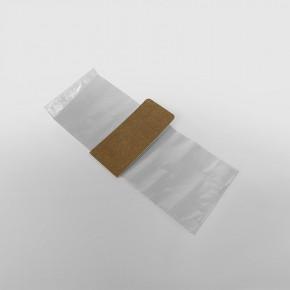 Kraft Baguette Collar with Perforated Film [60mm Diameter]