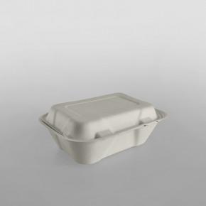 Vegware Compostable Regular Clamshell Portion Box