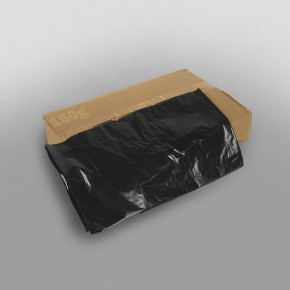 Black Refuse Bag - 380 x 330 x 980mm