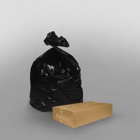 Black Refuse Bag - 500 x 340 x 1000mm