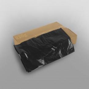 Black Refuse Bag - 430 x 405 x 1180mm