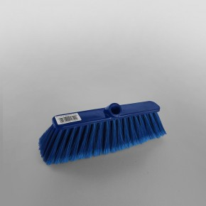 Plastic Broomhead Soft Bristle [279mm][Blue]