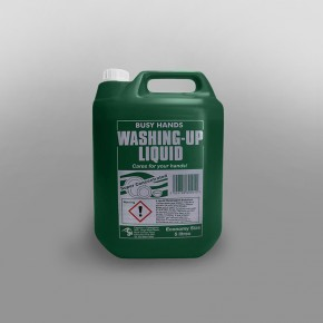 Washing Up Liquid 15% [5ltr]
