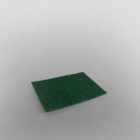Green Scouring Pads [297 x 142mm]