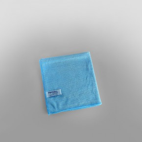 Microfiber Cloth Blue [400 x 400mm]