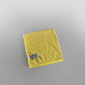 Microfiber Cloth Yellow [400 x 400mm]