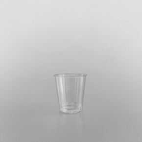 Clear Hard Disposable Shot Glasses [20ml]