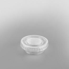 Somoplast Plastic Clear Sauce Pot