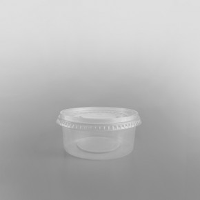 Somoplast PP Round Container & Lid
