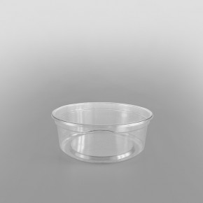 Somoplast Clear Round Deli Container