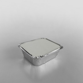 No2 Foil Container [115x140x40mm]