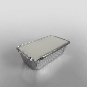 No6A Foil Container [105x195x50mm]