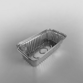 No6 Foil Container [110x210x54mm]