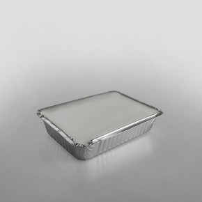 Nicholl [830860-502] Foil Container [6x8.2x1.5inch]