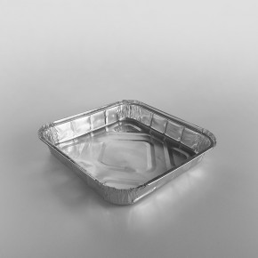 Foil Container [9x9x1.5inch]