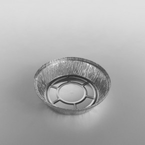 No12 Foil Container Round [7 inch Diameter]