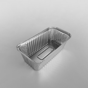 Foil Container Deep [210 x 110 x 60mm]