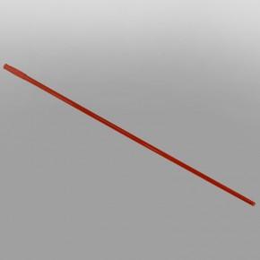 Red Steel Squeegee Handles [137cm]