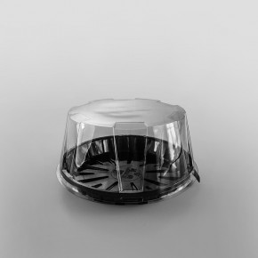 GPI Actipack Clear Cake Domed Lid