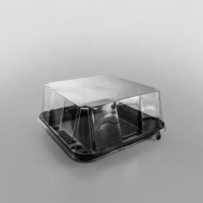 GPI Actipack Black Premium Square Gateaux Base [7.5 x 7.5inch]