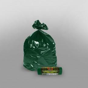 Garden Bag Green [10x20Rolls] [400 x 305 x 830mm]
