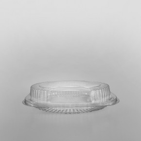 GPI Patipack Clear Hinged Pie Pack [9 inch]