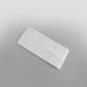 C-fold White Hand Towel 2ply [31 x 22.5cm - When Unfolded]