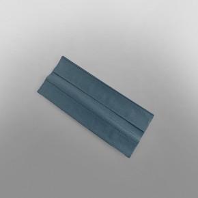 C-fold Blue Hand Towel 1ply [31 x 22.5cm - When Unfolded]
