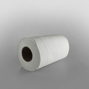 Mini Centrefeed White Hand Towel 2ply [195mm x 60m] 60mm core