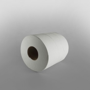 White Centrefeed Hand Towel 2ply [180mm x 135m] 60mm core