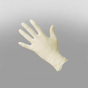 Latex Gloves Powdered