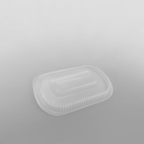 Anchor Clear Microwavable Lid For Black Microwavable Container [827ml]