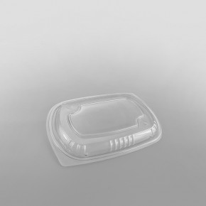 Anchor Clear Microwavable Lid For Black Microwavable Container [946ml]