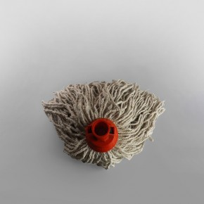 Mop Head Cotton Screw Socket [No16] [Red]