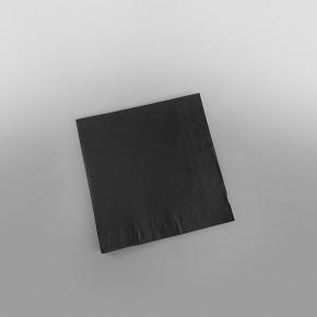 Swantex Napkin Black 3ply [40x40cm]