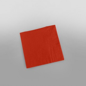Napkin Red 2ply
