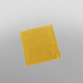 Poppies Napkin Yellow 2ply