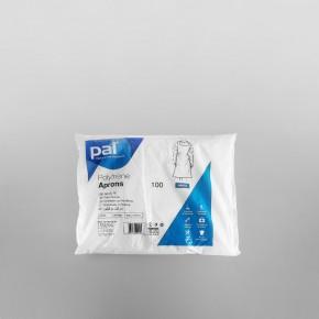 Plastic White Apron Bulk