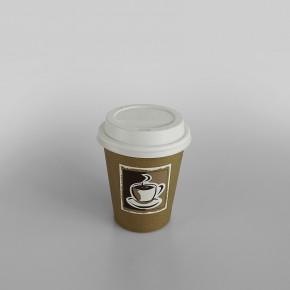 Bender Caffe Paper Cup Hot