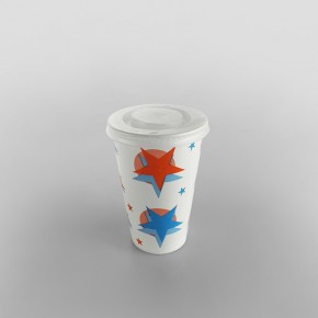 Starball Paper Cup Cold