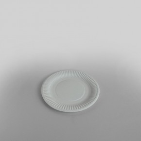 Paper Plate White