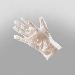 Polythene Gloves Clear