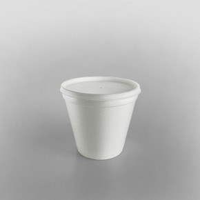 Dart [32JL] Plastic Lid Vent Translucent [J32 Series] [For Extra Wide Container]