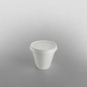 Dart Plastic Lid Vented Translucent