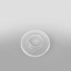 Dispo Cold Plastic Lid Straw Slot