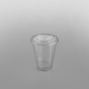 Solo [TP22] Plastic Cup Clear [12oz - 14oz] (354 - 414ml)