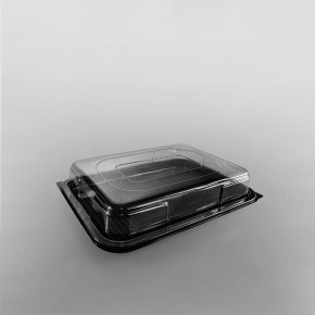 Plastic Rectangular Platter