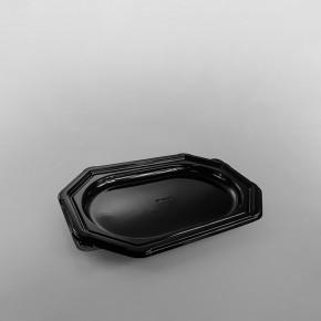 Octagonal Plastic Platters